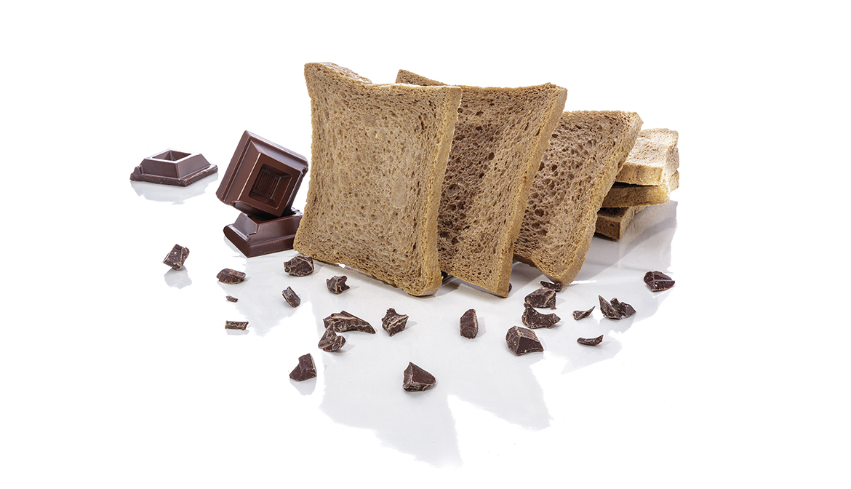 COCOA TOAST SLICES
