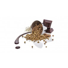 CHOCOLATE AND CARAMEL MUESLI